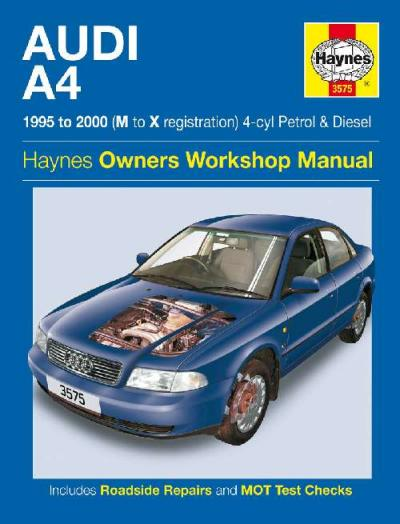 audi a4 petrol diesel 1995 2000 haynes service repair manual uk sagin workshop car manuals audi a4 b7 haynes manual pdf audi a4 b7 haynes manual download