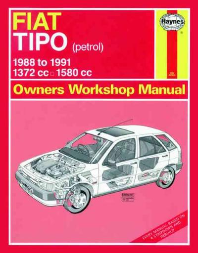 fiat tipo service manual repair manual 1988 1991 online. Black Bedroom Furniture Sets. Home Design Ideas