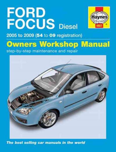 ford focus ls diesel 2005 2009 haynes service and repair manual uk rh workshoprepairmanual com au Ford Sierra Ford Mondeo Mk5