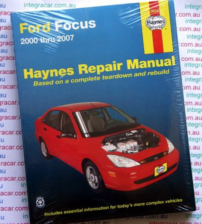 ford focus repair manual haynes 2000 2007 new sagin. Black Bedroom Furniture Sets. Home Design Ideas