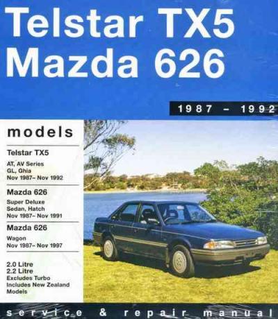 1992 Mazda Mx5 Workshop Manual