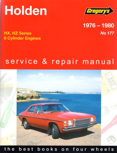 holden kingswood hx hz repair manual 1976 1980 new sagin. Black Bedroom Furniture Sets. Home Design Ideas