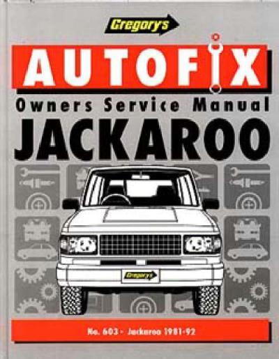 holden jackaroo petrol 1981 1992 autofix workshop manual sagin rh workshoprepairmanual com au workshop manual holden rodeo 1999 2015 Holden Jackaroo