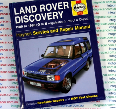 land rover discovery workshop manual free