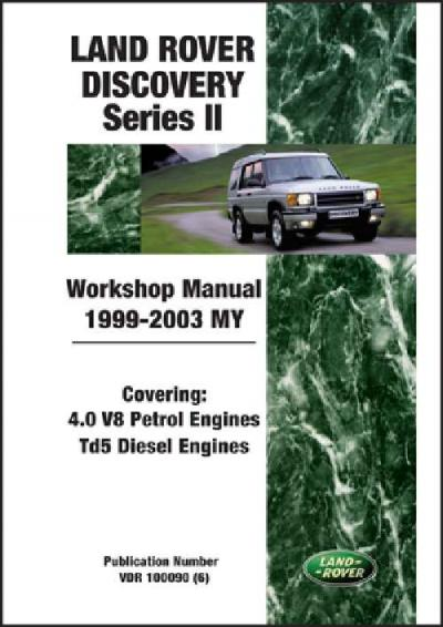 Land Rover Discovery Series Med on Haynes Land Rover Discovery Manual