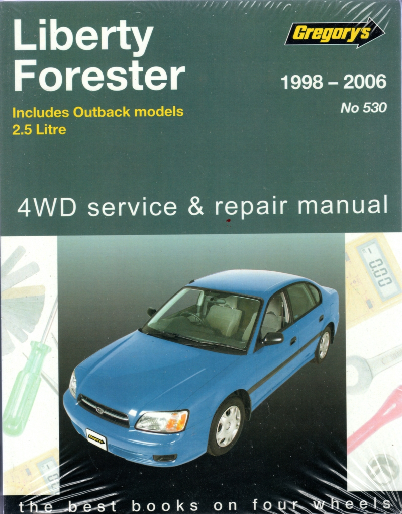 Subaru Outback Factory Service Manual