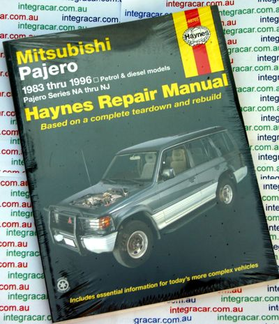4d31 Mitsubishi Engine workshop Manual