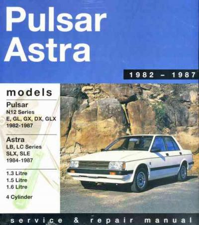 Astra Service Manual