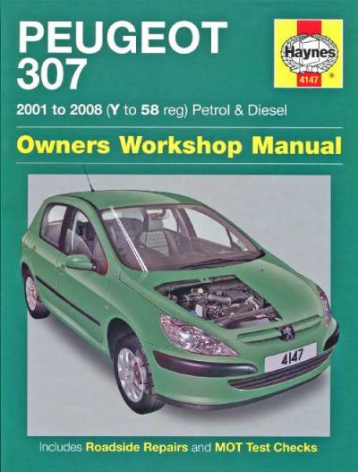 Download Haynes Manual Peugeot 307 Cc Free Software