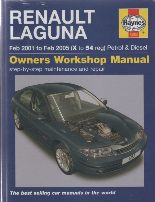 Renault Laguna II Petrol Diesel 2001 20020 on chrysler wiring diagram
