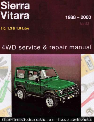1995 suzuki samurai service repair manual software