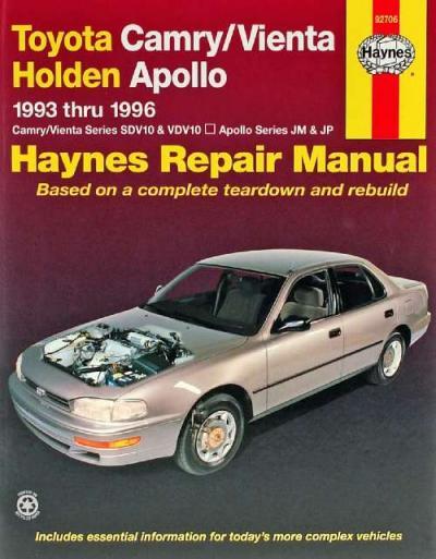 Auto blog repair manual may 2017 toyota camry vienta holden apollo 1993 1996 haynes service repair fandeluxe Images