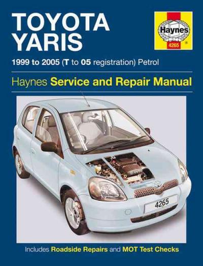Toyota Echo Yaris Petrol 1999