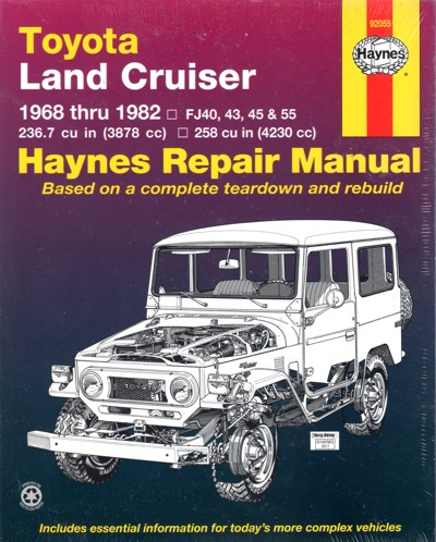 Car Repair Online Manual