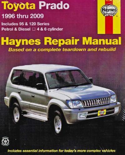 Jeep Covers Toyota Land Cruiser Prado Petrol Diesel 1996 2009 - sagin ...