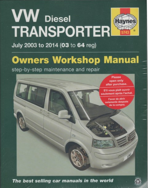 vw t5 owners manual pdf
