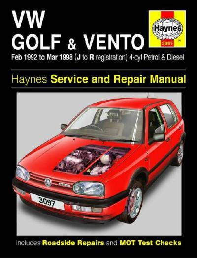volkswagen golf vento petrol diesel 1992 1998 sagin workshop car manuals repair books volkswagen jetta haynes manual 2011 jetta haynes manual