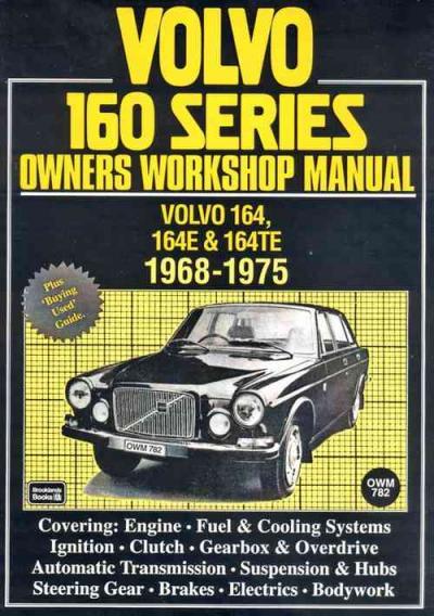 Volvo 160 Series 1968 1975 Service Repair Manual