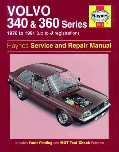 Volvo S60 Service Repair Manual