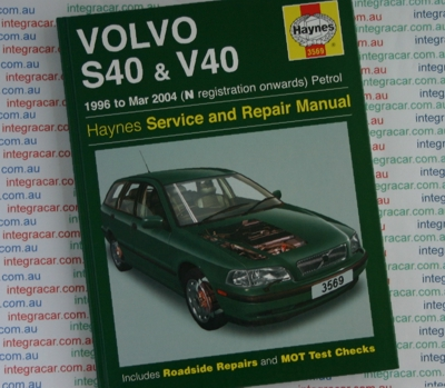 volvo s40 and v40 service and repair manual haynes 1996 2004 new rh workshoprepairmanual com au