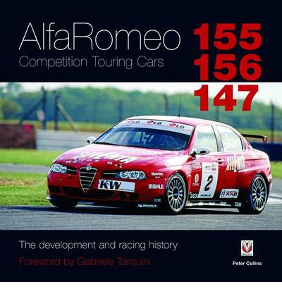 alfa romeo 155 156 147 competition touring cars sagin. Black Bedroom Furniture Sets. Home Design Ideas