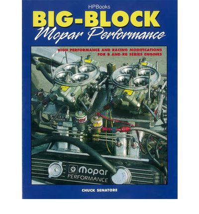 Bib Block Mopar Performance