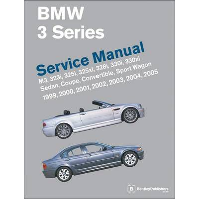 BMW 3 Series (E46) Service Manual 1999, 2000, 2001, 2002, 2003, 2004, 2005