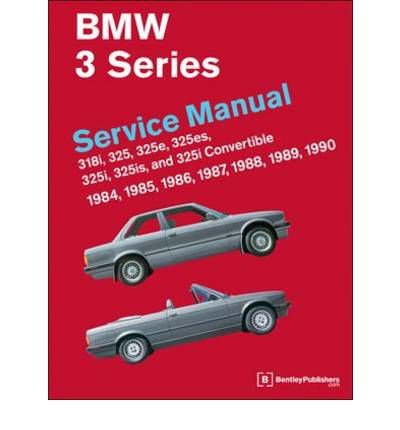 bmw 3 series service manual 1984 1990 e30 sagin workshop car manuals repa. Black Bedroom Furniture Sets. Home Design Ideas