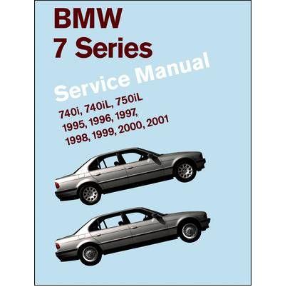 bmw 7 series service manual 1995 2001 e38 sagin. Black Bedroom Furniture Sets. Home Design Ideas