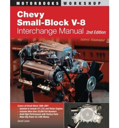 Chevy Small-block V8 Interchange Manual