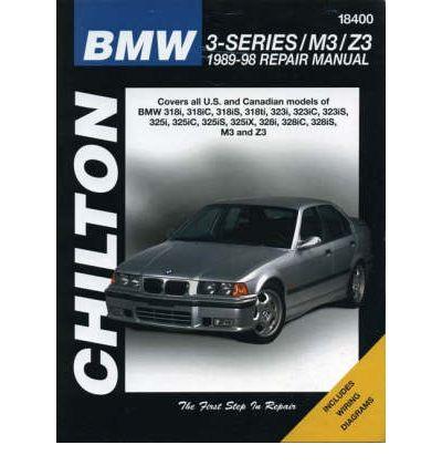 chilton bmw 3 series m3 z3 sagin workshop car manuals. Black Bedroom Furniture Sets. Home Design Ideas