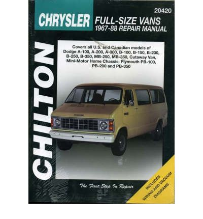 Chrysler Full-size Vans (1967-88)