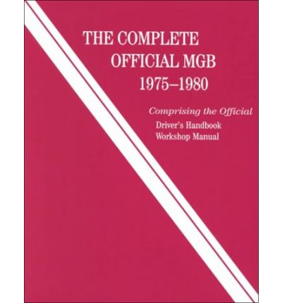 Complete Official Mgb