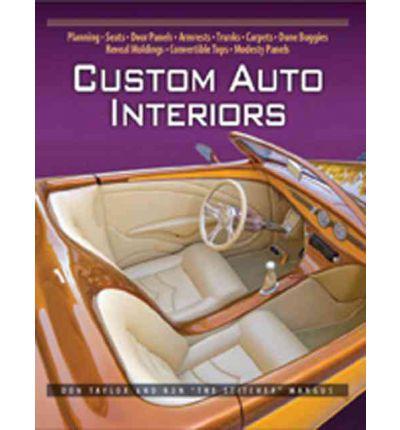 custom auto interiors don taylor ron mangus autos post. Black Bedroom Furniture Sets. Home Design Ideas
