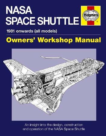 nasa space shuttle 1981 onwards all models owners. Black Bedroom Furniture Sets. Home Design Ideas