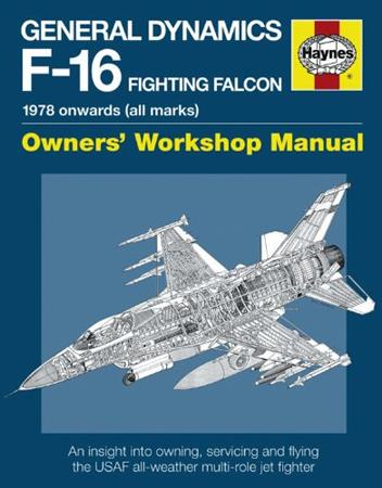 General Dynamics F-16 Fighting Falcon 1978 onwards (all marks)
