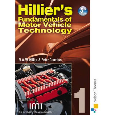 Hillier's Fundamentals of Motor Vehicle Technology: Bk. 1