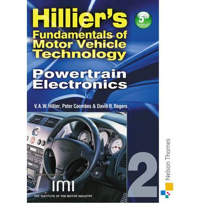Hilliers Fundamentals of Motor Vehicle Technology Book 2 Powertrain Electronics
