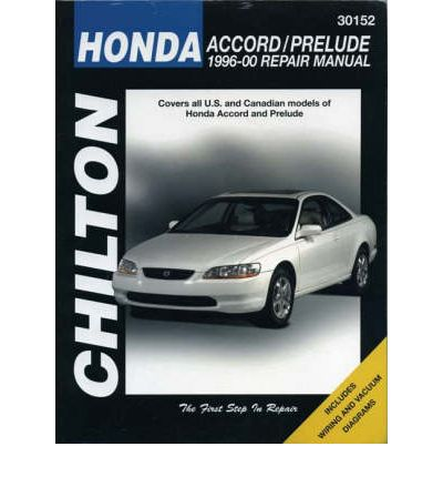 Honda Accord/Prelude 1996-00