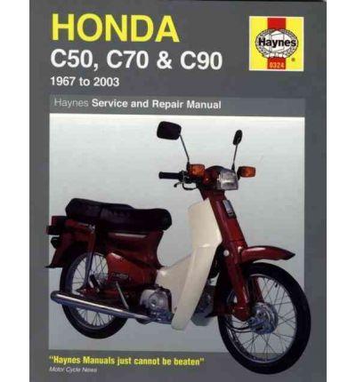 Honda C C C maintanance.