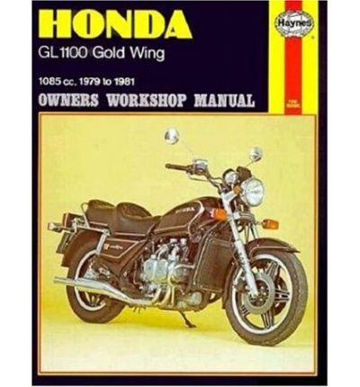 Honda GL1100 Gold Wing Owner's Workshop Manual