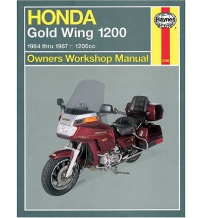 Honda Gold Wing 1200 (1984-87) Owners Workshop Manual