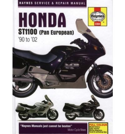 Honda ST1100 (Pan European) Service and Repair Manual