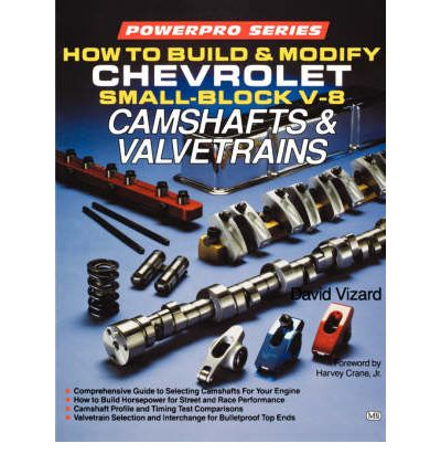 How to Build and Modify Chevrolet Small-Block V8 Camshafts and Valvetrains