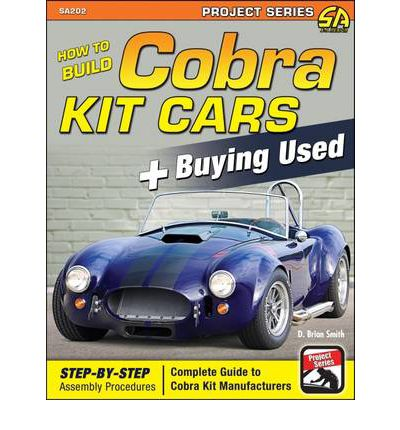 how to build a kit car book