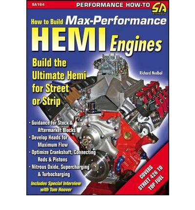 How to Build Max Performance Hemi Engines
