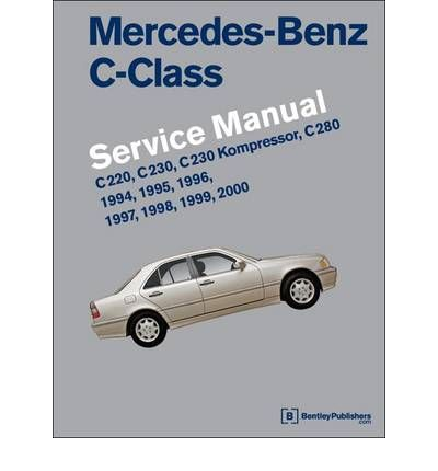 Mercedes benz c class w202 service manual 1994 2000 for How much is service c for mercedes benz