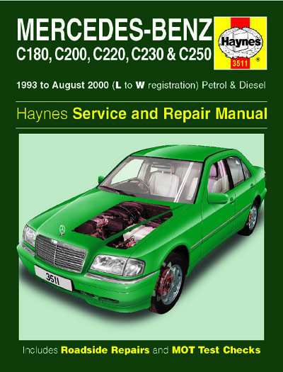 mercedes c200 owners manual download