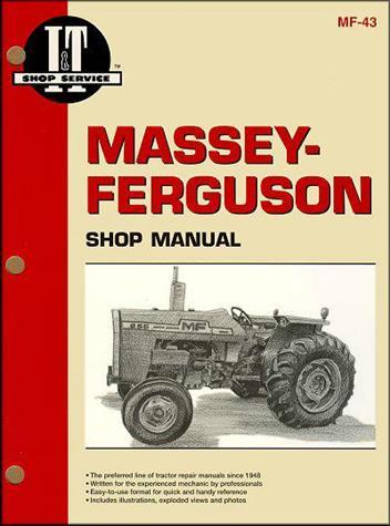 massey ferguson farm tractor owners service repair manual sagin workshop car manuals repair