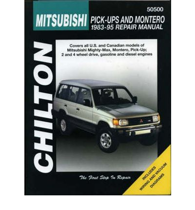 Mitsubishi Shogun and L200 Pick-up Including Twin-cab (1983-95)
